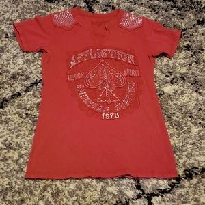 Affliction tshirt